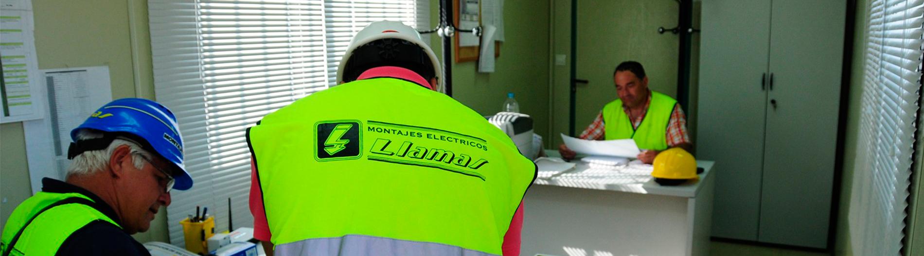 instalación y montaje de todo tipo de servicios eléctricos